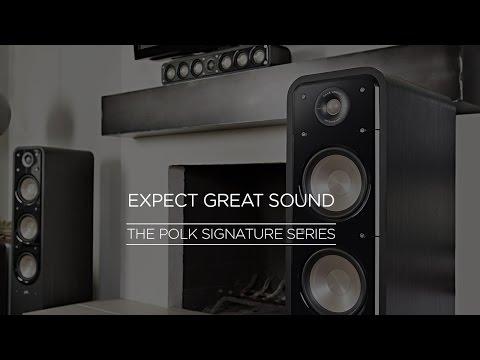 Polk Audio – The Signature Series