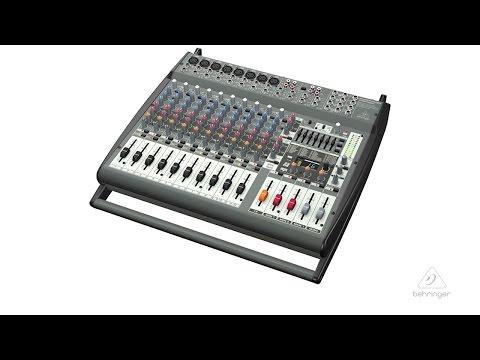 EUROPOWER PMP4000 Powered Mixer