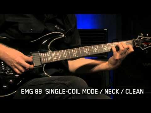89 Single Coil Neck Clean