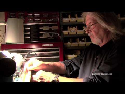 Seymour Duncan Factory Tour Part 1 of 3