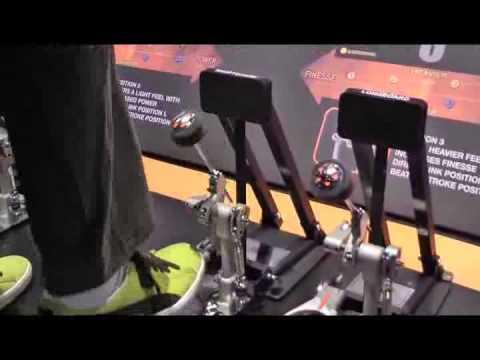 Pearl's new Eliminator Demon Drive pedal