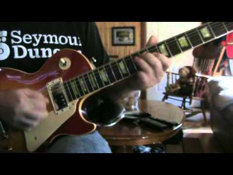 Seymour Duncan Pearly Gates Pickup Set Demo