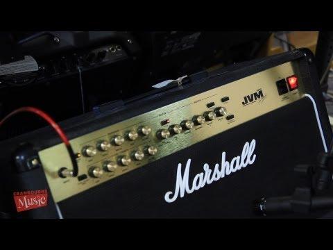 Marshall JVM 205C 50 Watt Valve Combo