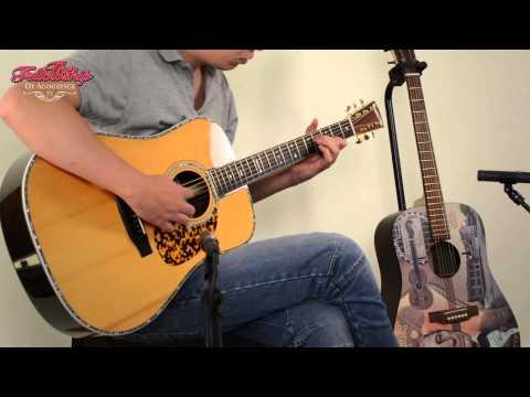 Blueridge BR-180A at The Fellowship of Acoustics