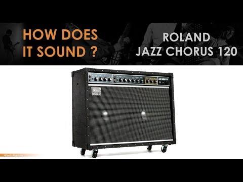 Roland JC 120 Jazz Chorus | 🎧 Best Solid State Guitar Amp (How does it sound?) 🎧