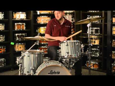 Dale's Drum Shop - Ludwig Signet 105 Drum Kit