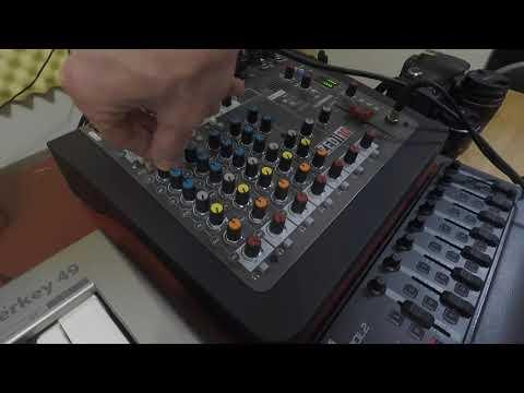 Allen and Heath channel strip ZEDi 10