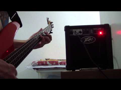 Paranoid - Bass Cover