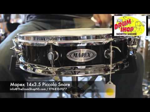 Mapex 14x3.5 Piccolo Snare - The Drum Shop North Shore