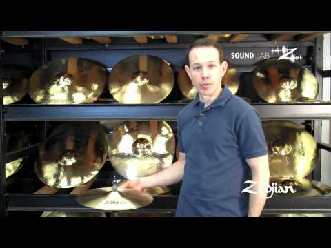 """Zildjian Sound Lab - 14"""" A Zildjian New Beat HiHats"""