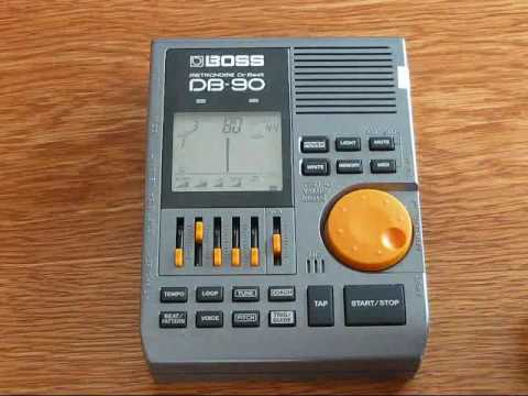 Boss DB90 Metronome Dr. Beat
