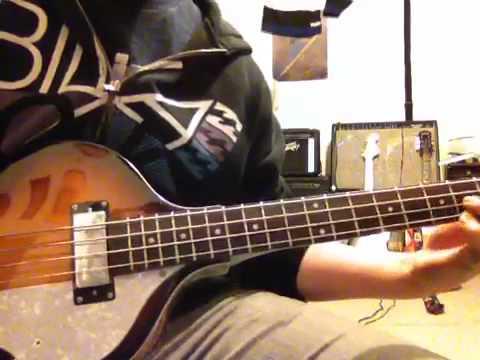 Hofner Icon B-bass Hi-series Bass Review
