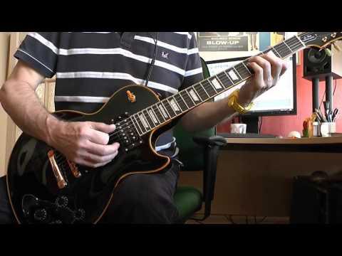 Epiphone Les Paul Custom Classic Pro - Sounds Demo