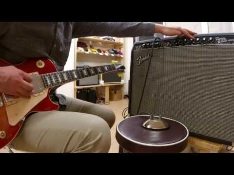 Fender 65 Twin Reverb / Les Paul Traditional 2013