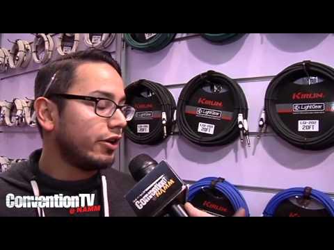 Kirlin Cables Light Gear Series