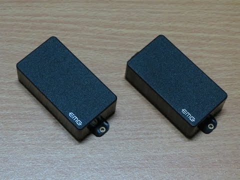EMG 81 Vs 85 In The Bridge Position : Can You Tell The Differences?