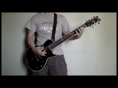 Seymour Duncan Invader (7 string) - Ibanez ARZ307 Test (by Leo Peña at Jotun Studio)