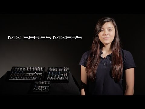 The Mackie Mix Series - Overview