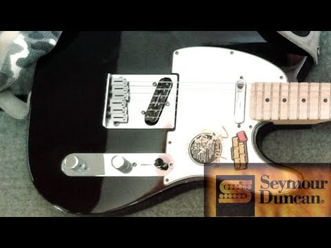 Seymour Duncan Little '59 with American Standard Telecaster Part.1