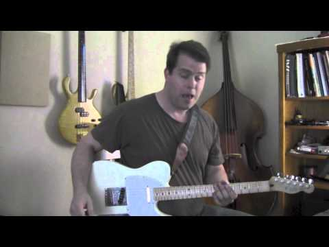 Pickup demo: Seymour Duncan Vintage Stack and Little '59 for Telecaster