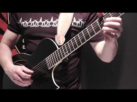 Pat Heath   LTD TL-6 BLK (Demonstration Video)