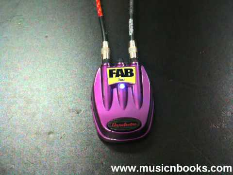 Danelectro FAB Fuzz D 7