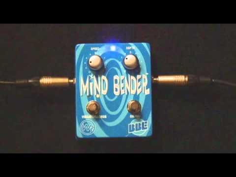 BBE Mind Bender Demo (Rush, Stevie, Prince styles)