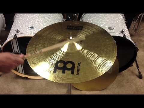 "Meinl HCS 20"" Ride Cymbal"