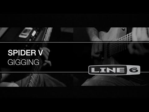 Getting Ready for the Gig | Line 6 Spider V