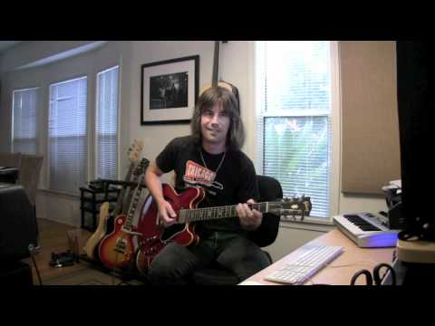 Boss Combo Drive, demo by Pete Thorn