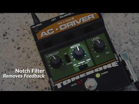 The Tonebone AC-Driver