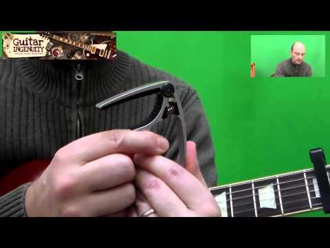 Nordic Essentials Guitar Capo Review - 2 Pack Guitar Aluminum Capos