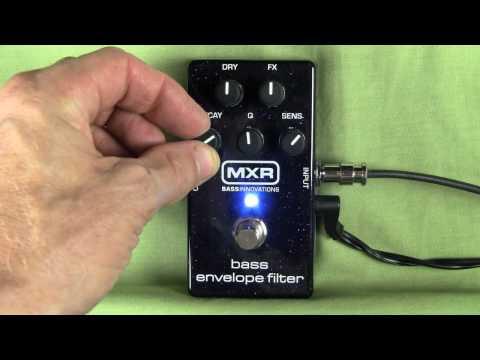 MXR Bass Envelope