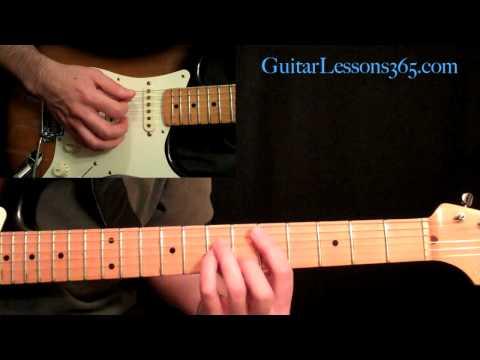 Mr. Crowley Guitar Lesson Pt.1 - Ozzy Osbourne - Verse - Randy Rhoads