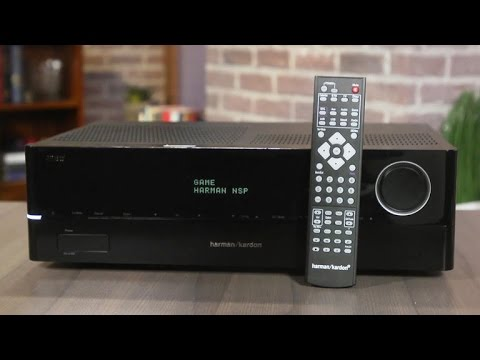 Harman Kardon AVR 1610S offers sleek looks, decent sound
