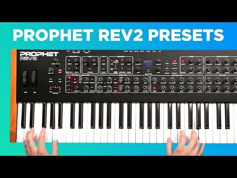 Dave Smith Instruments Prophet Rev2 Presets