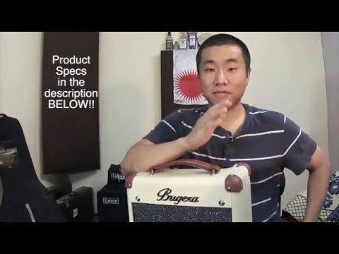 Bugera BC15 demo/review