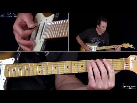 A Tout Le Monde Guitar Lesson - Megadeth