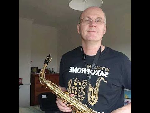 How much progress can you make in SIX months, playing the saxophone?