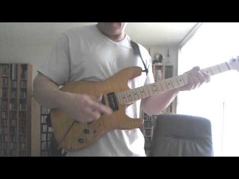 Lindy Fralin Noiseless P-90 Demo.wmv