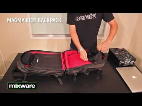 Magma Riot Backpack