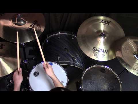 """Sabian AAX 18"""" Metal Crash Cymbal"""