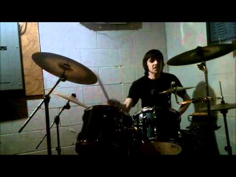 Trying out new splash cymbal Part 1 (Improv)