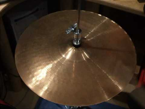 "Paiste 2002 Sound Edge HiHat 14"" - Cymbal Sound Video #11"