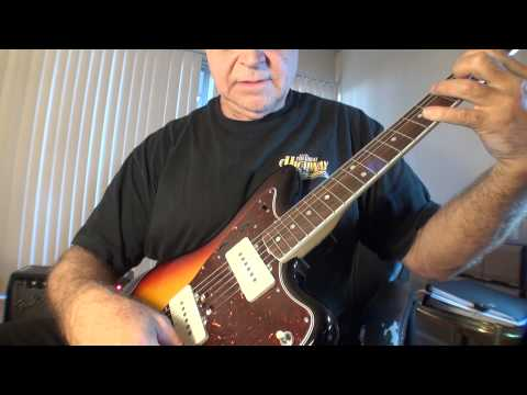 Fender Jazzmaster pickup swap - Before and After Comparisons - 7 - 30 - 2015