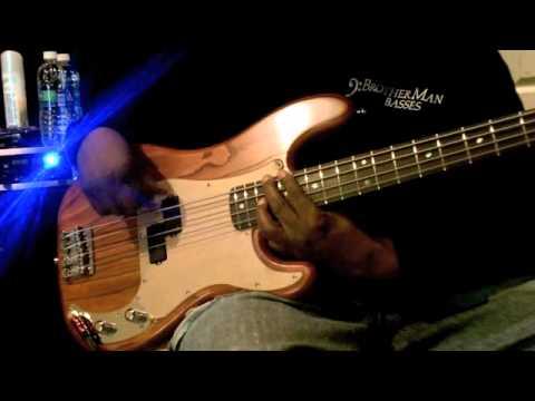 BrotherMan JaNey Bass 1