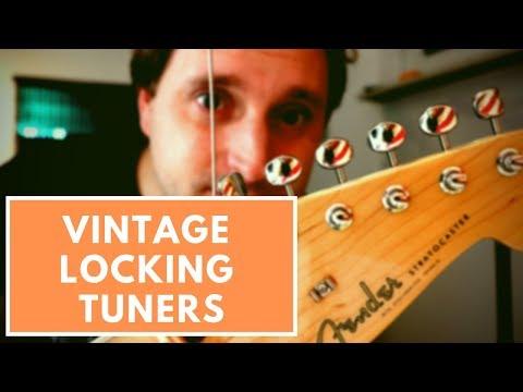 GOTOH Vintage Locking Tuner Heads review
