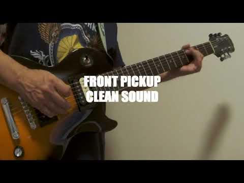 Epiphone Les Paul Studio LT Guitar Demo