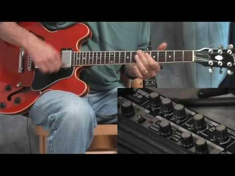Roland Cube 30 amplifier review