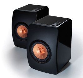 KEF LS50 Mini Monitor (Pair) -- Price: $1499.99